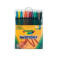 Восковые карандаши «вертушка»