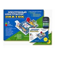 Электронный конструктор «Знаток. 999 схем»